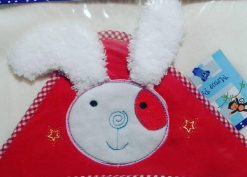 پتو فوتر عروسکی ماما پاپا طرح خرگوش
